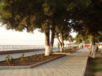 Азовский курорт Приморско-Ахтарск