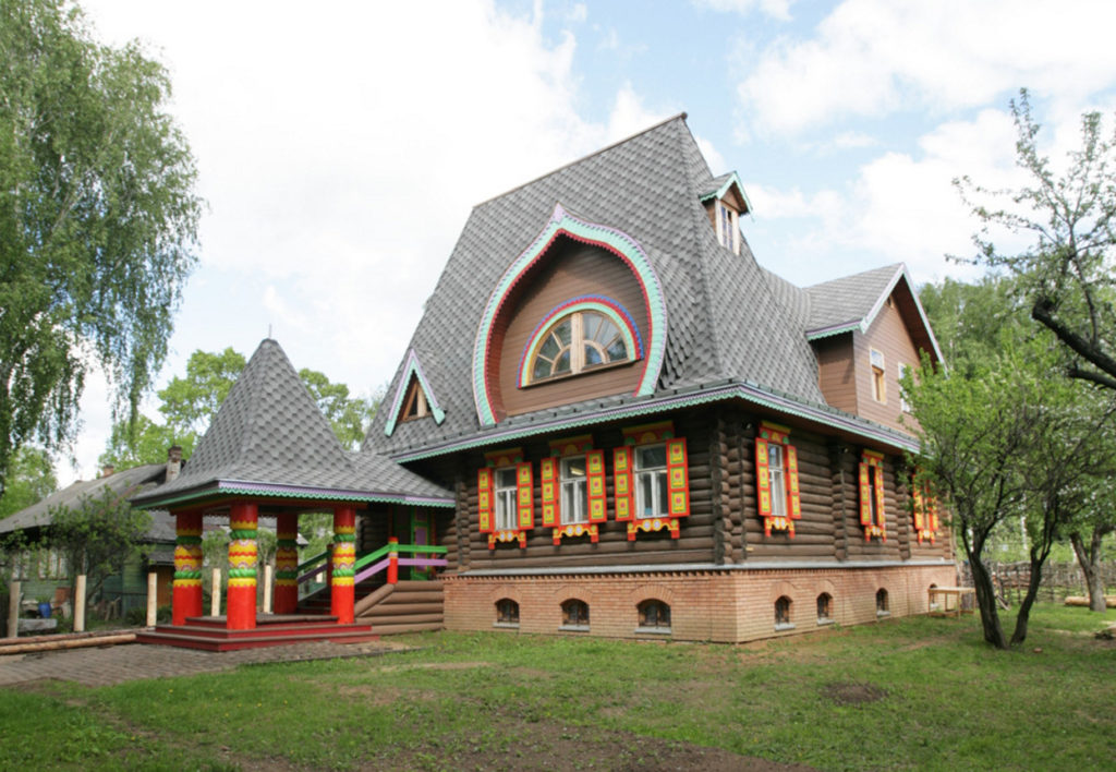 Дом Берендея в Переславле-Залесском