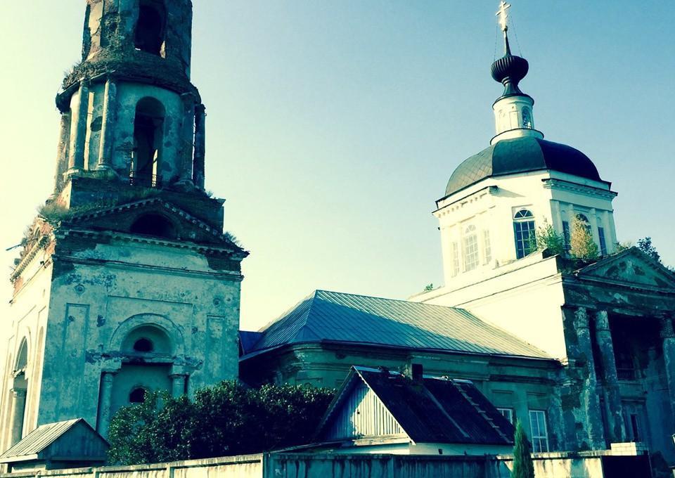 г. Мценск, Никитская церковь