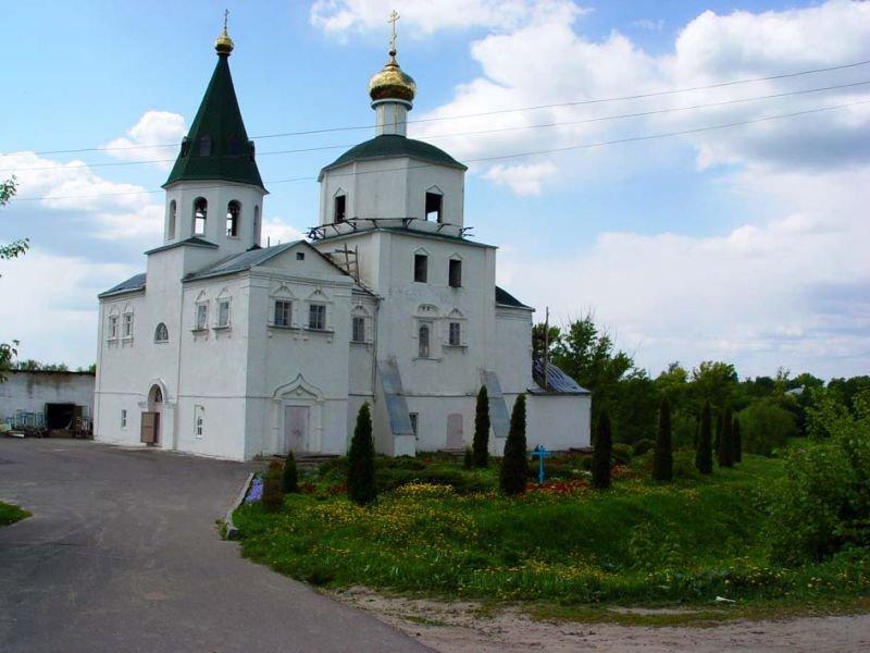г. Мценск, Вознесенская церковь