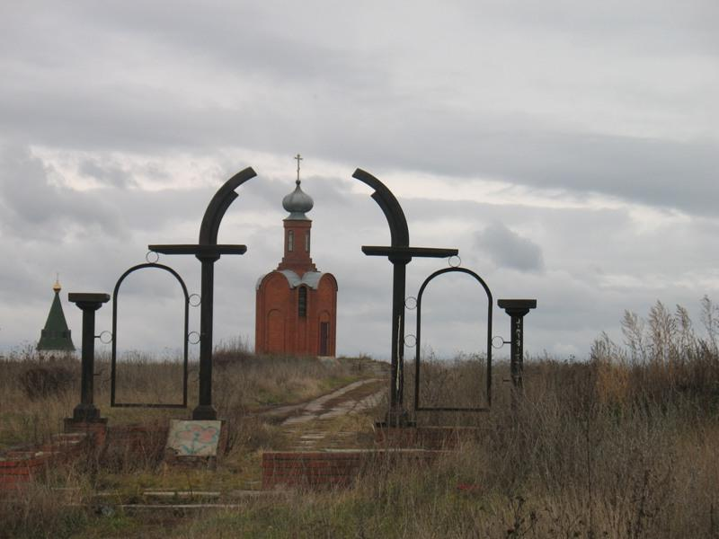 г. Мценск, Часовня Николая Чудотворца