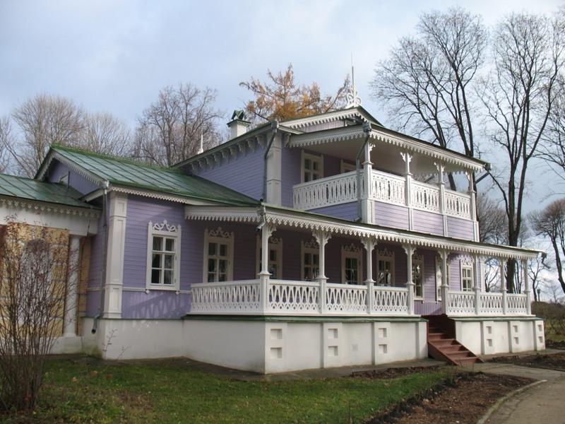 г. Мценск, Музей-заповедник И.С.Тургенева