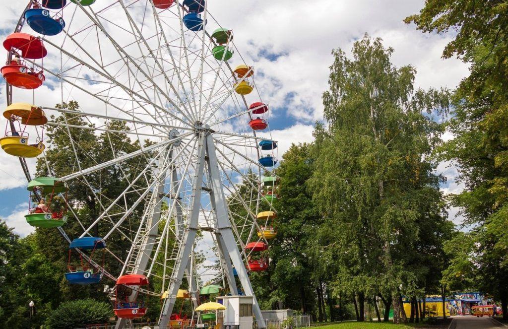 Парк Белинского в Пензе