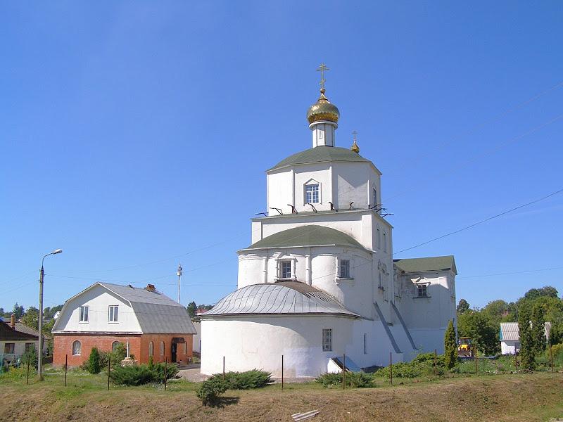 г.Мценск, Петропавловский мужской монастырь
