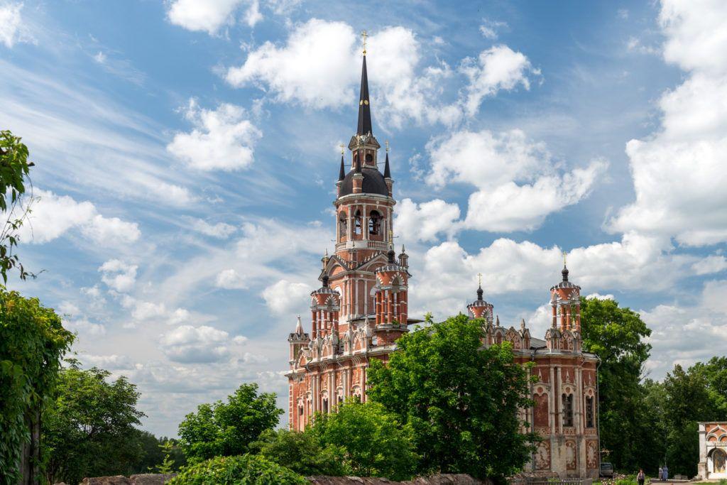 Ново-Никольский собор в городе Можайск