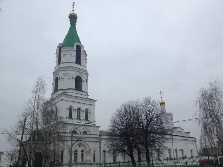г. Рязань, Борисо-Глебский собор
