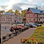 Город Петрозаводск, Карелия