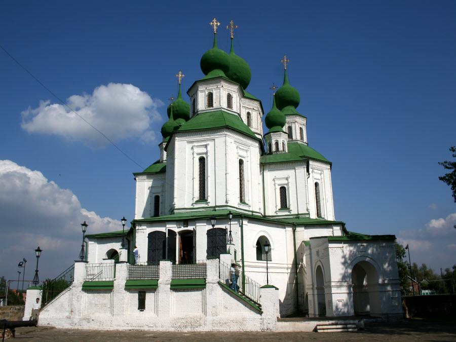 Воскресенский войсковой собор в Старочеркасске