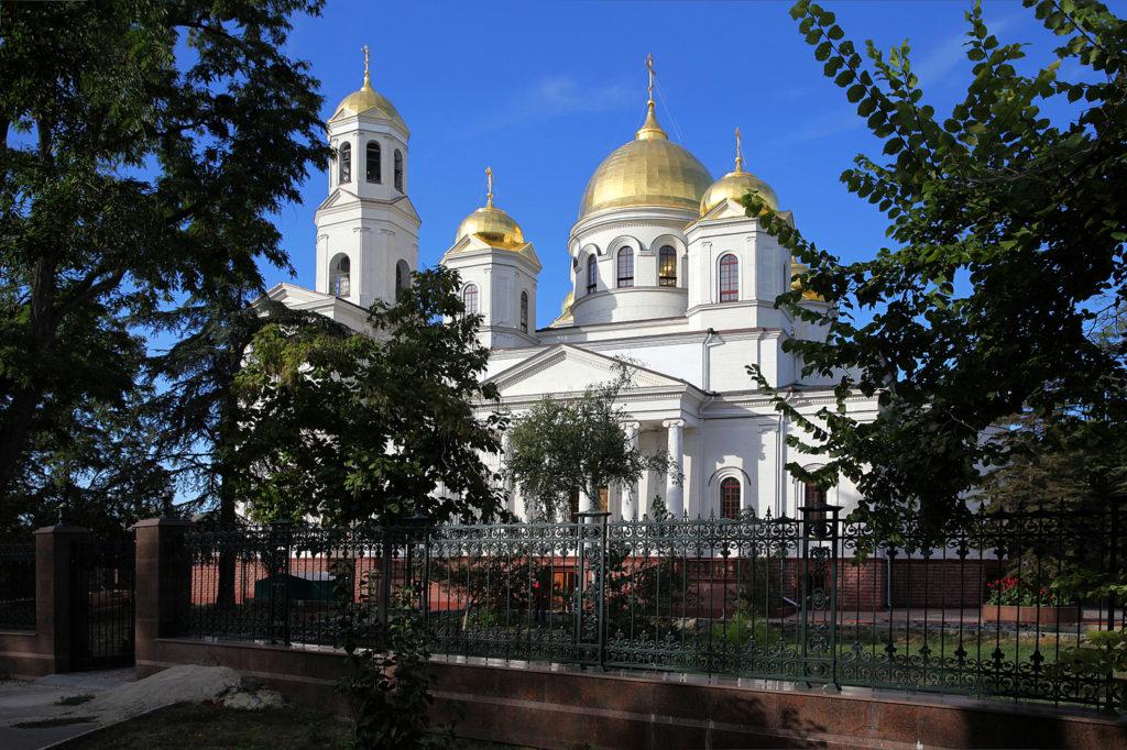 Церковь Александра Невского в Симферополе
