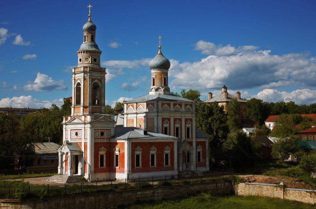 Храм Успения в Серпухове