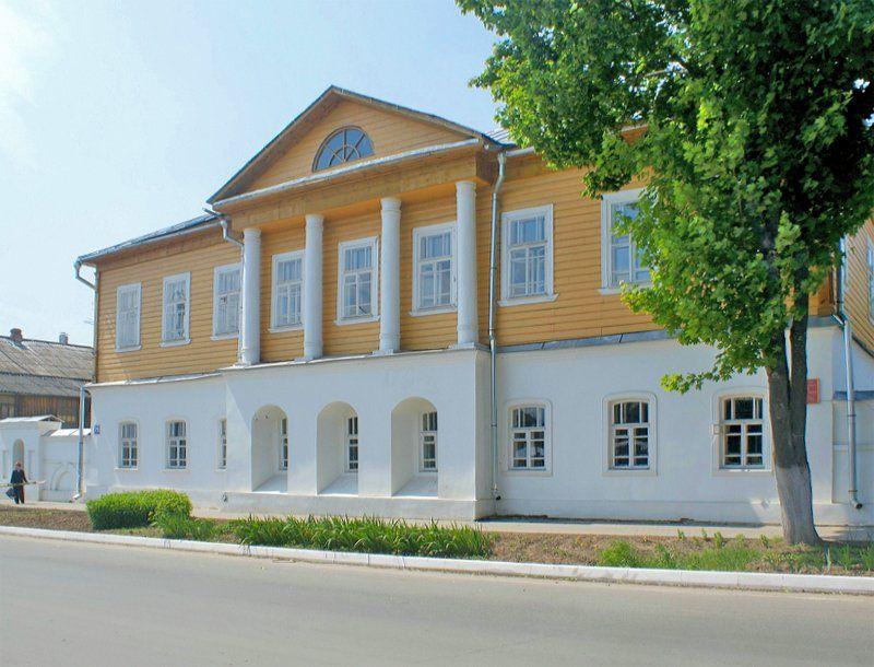Краеведческий музей Козельска