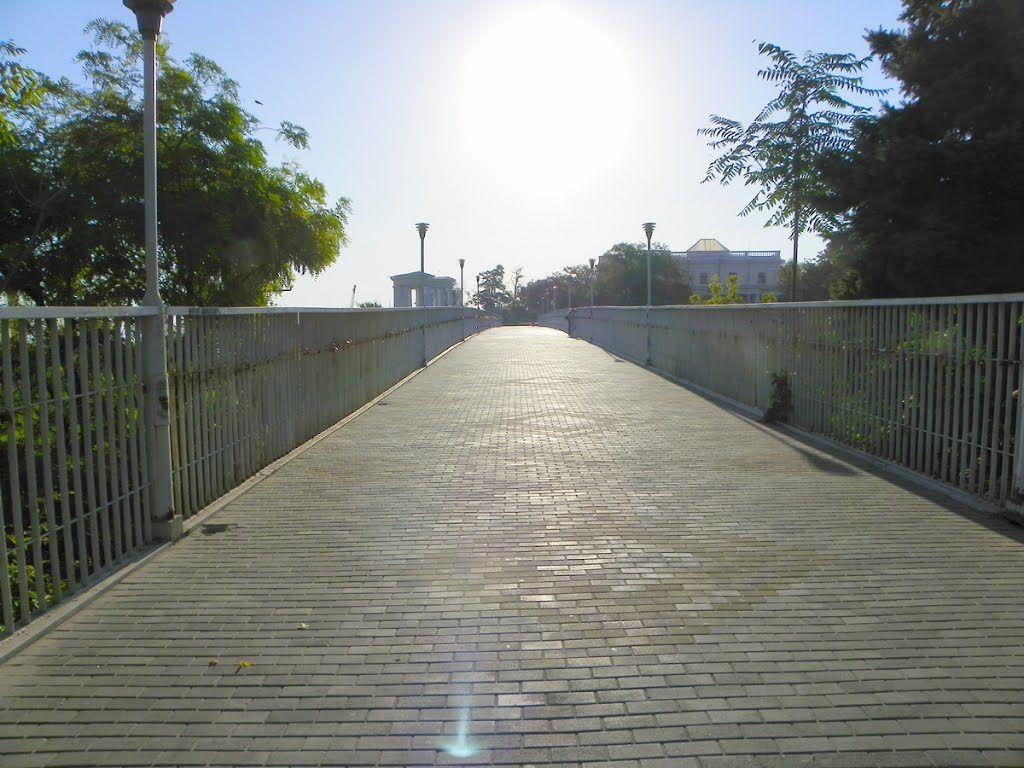 Тещин мост, г. Одесса