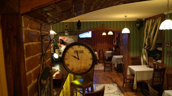"""Виски-бар """"Бутлегер"""" в Одессе"""