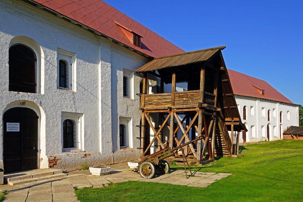 Гостиница Черни, г. Рязань