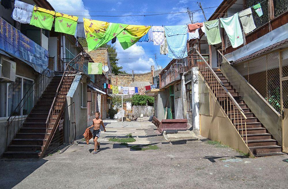 Район Молдаванка, г. Одесса