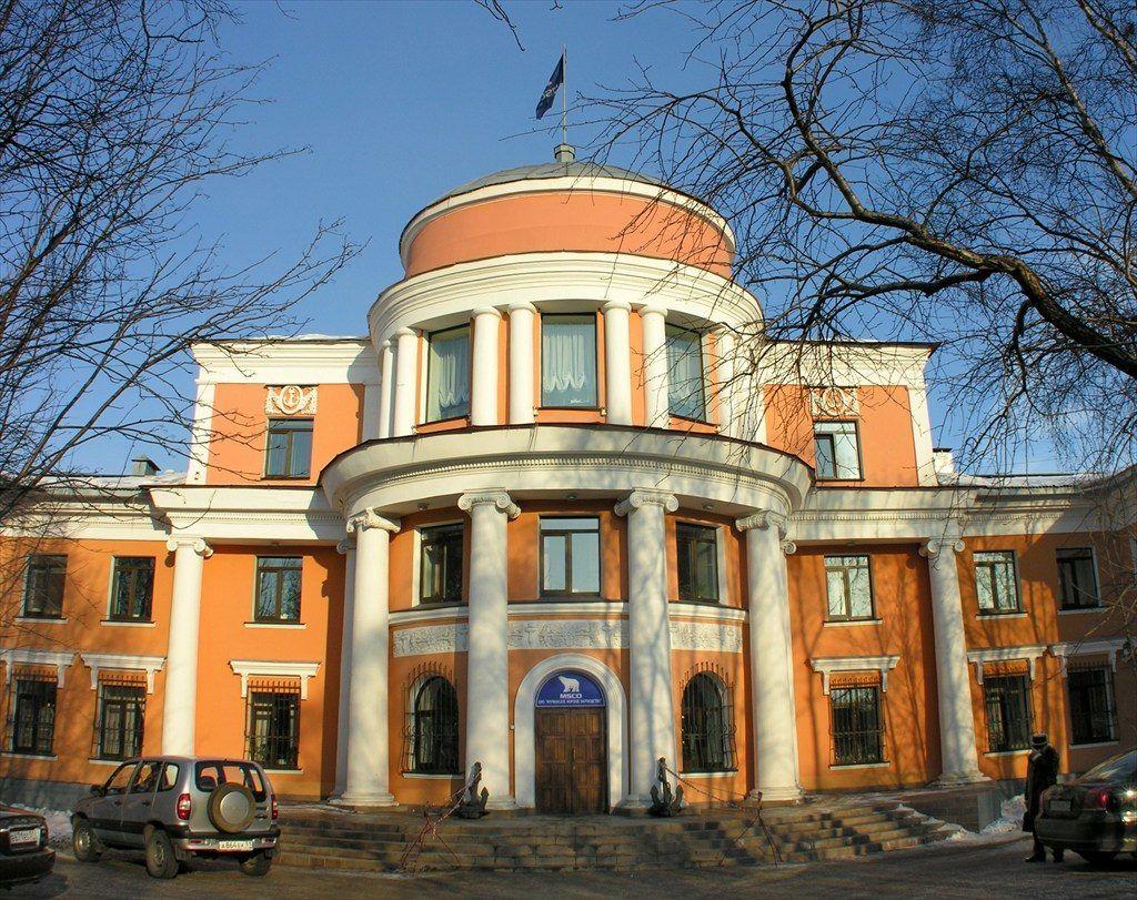 Музей мурманского морского пароходства