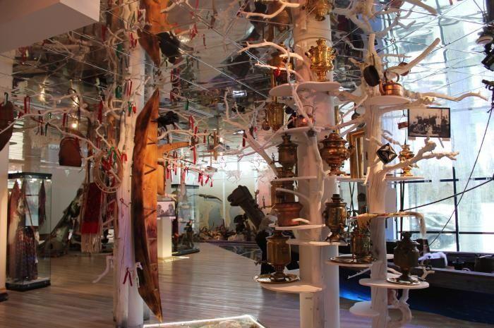Краеведческий музей, г. Когалым