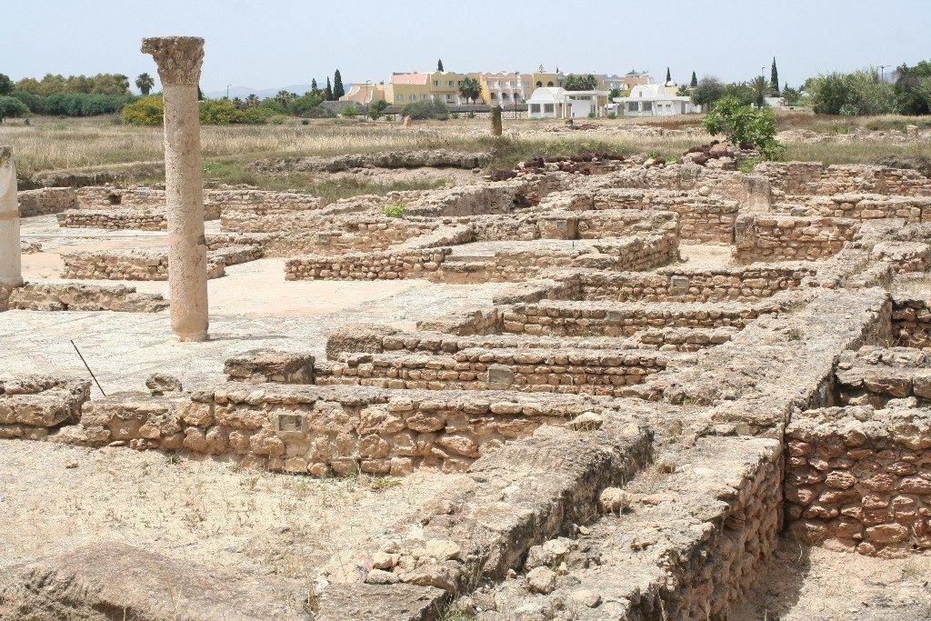 Тунис, Руины Пуппут