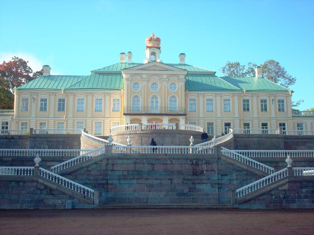 Меншиковский дворец в г.Ломоносов