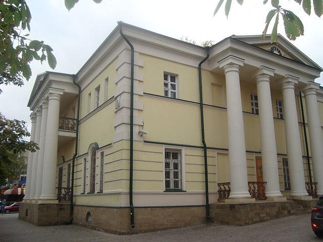 Художественная галерея в доме Губина, Липецк