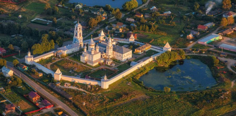 Переславль-Залесский – культурное наследие России