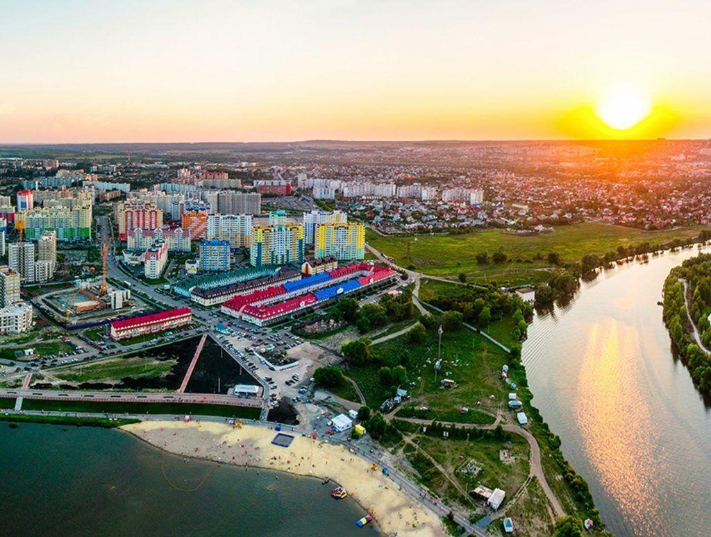Город Пенза в России