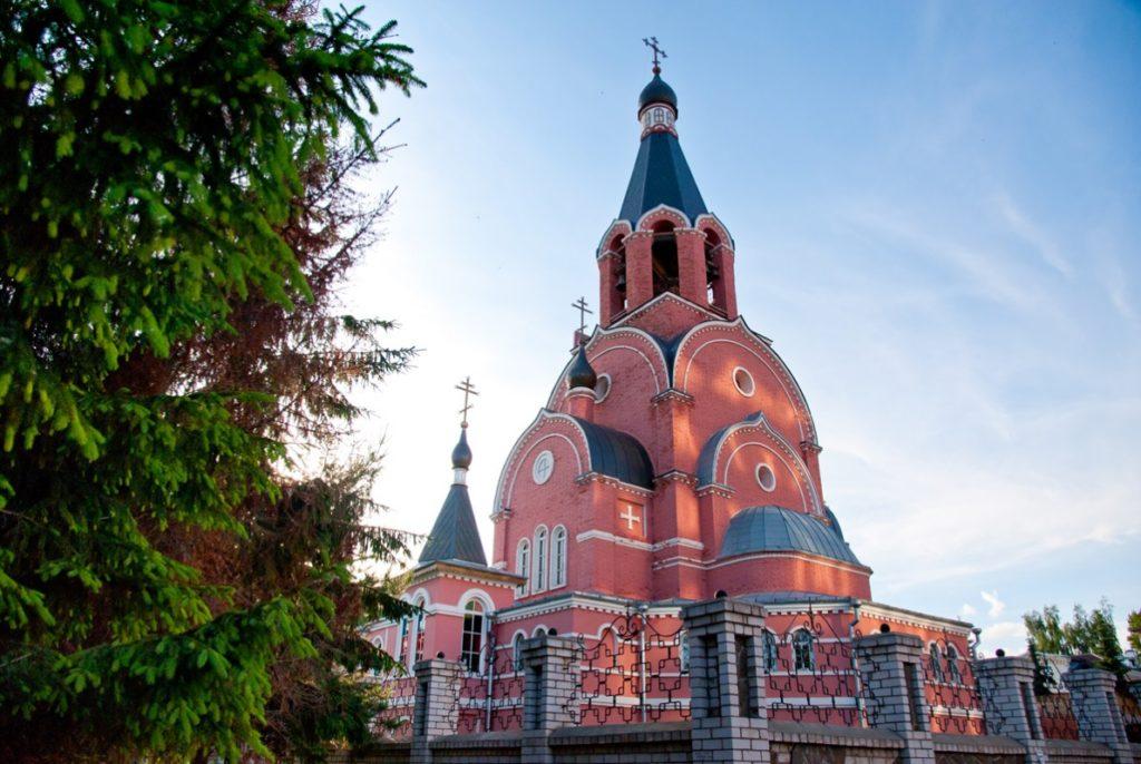 Церковь Новомучеников и Исповедников Российских в Ржеве