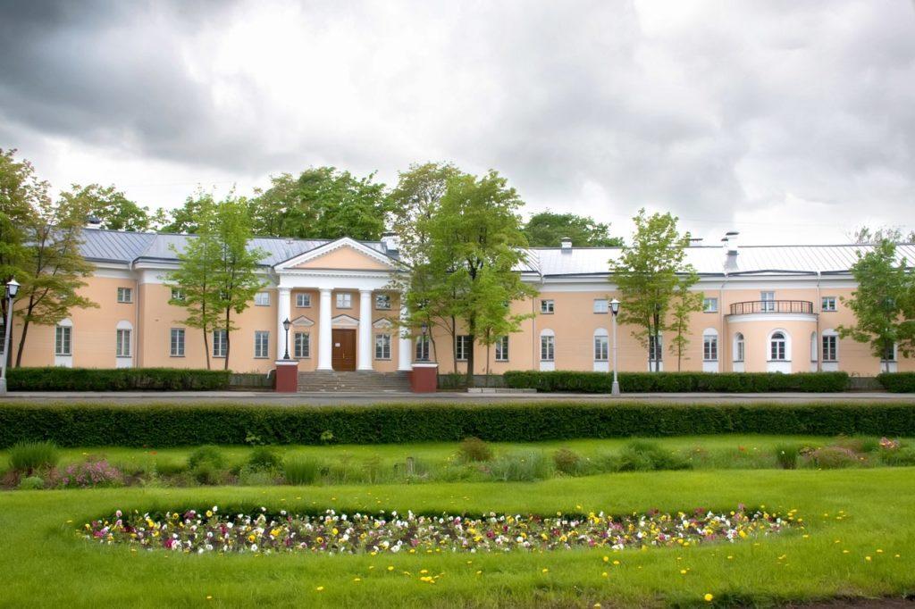 Национальный музей Карельской республики в Петрозаводске