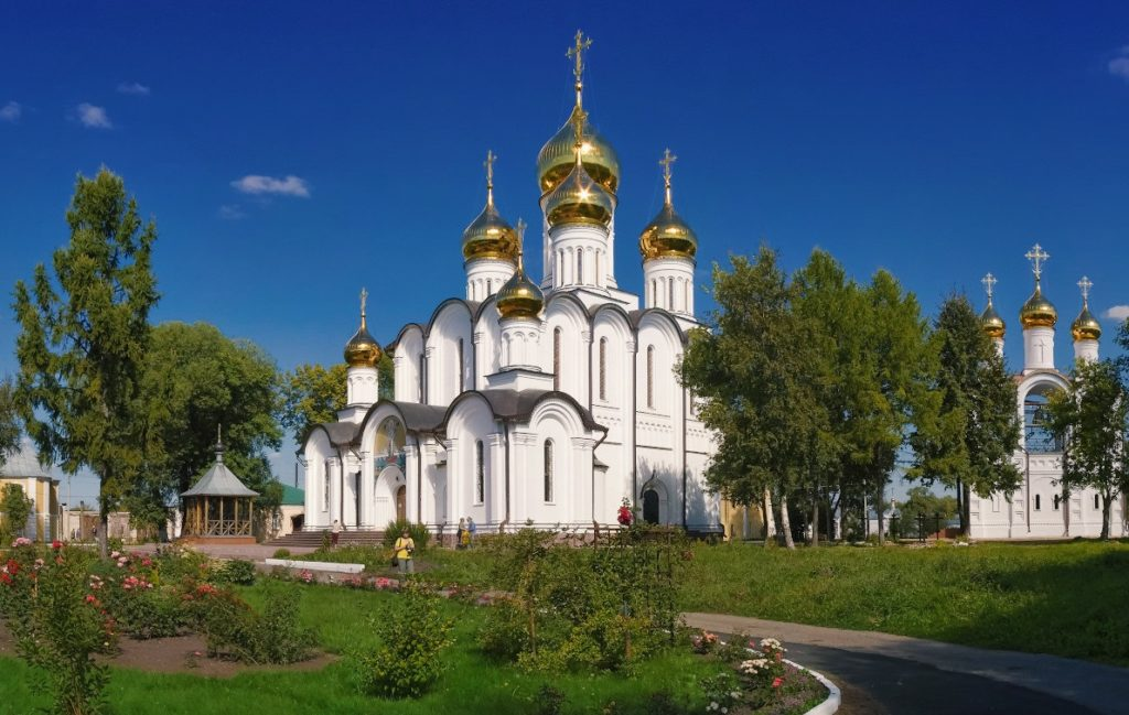 Никольский женский монастырь в Переславле-Залесском
