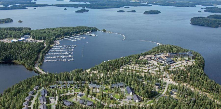 Природные и культурные достопримечательности финской Иматры