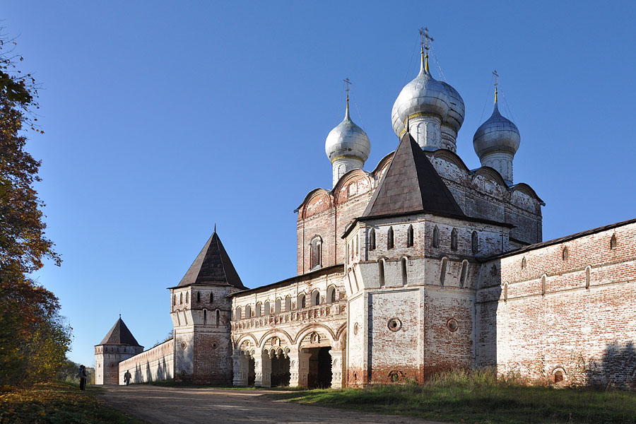 Борисоглебский монастырь в Ростове Великом