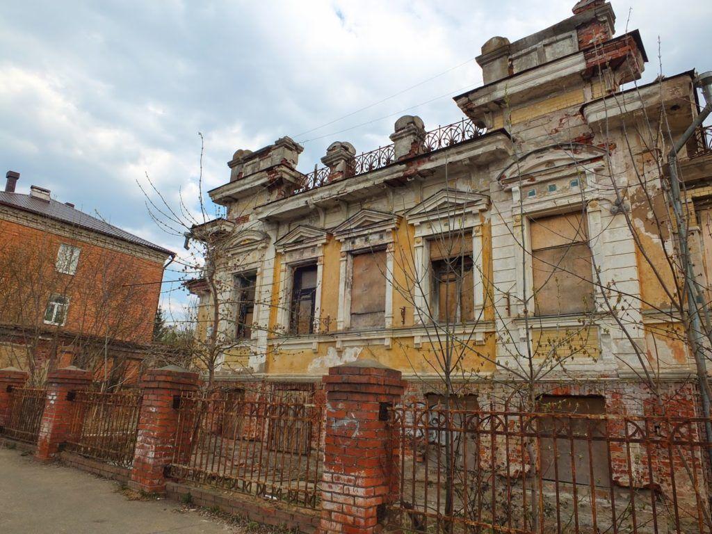 Гордская усадьба Хлебникова-Ролле в Можайске