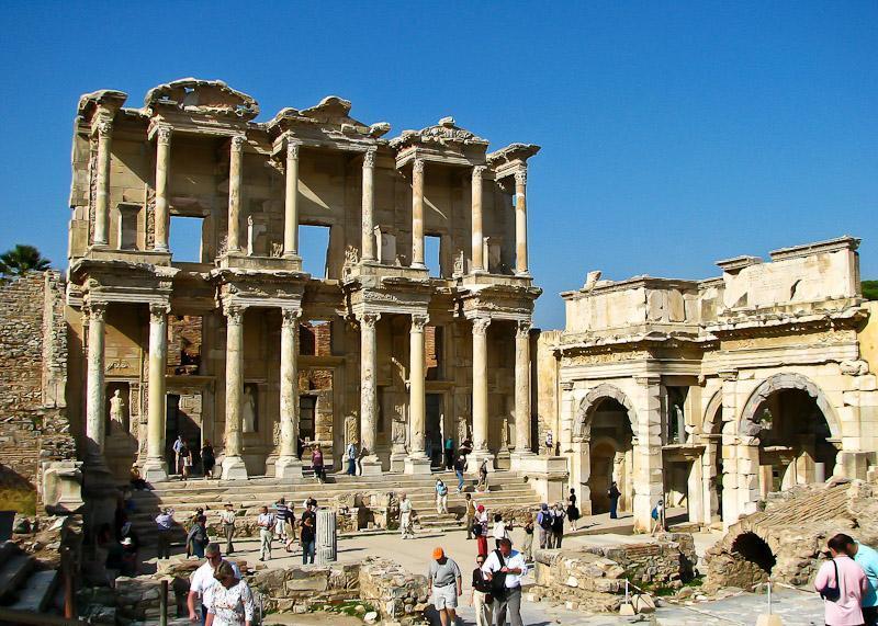 Древний Эфес, Кушадасы