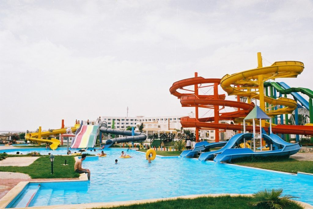 Тунис, Аквапарк Flipper