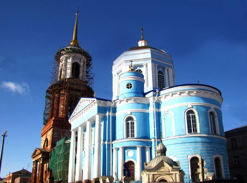 Церковь Пресвятой Богородицы, г. Елец