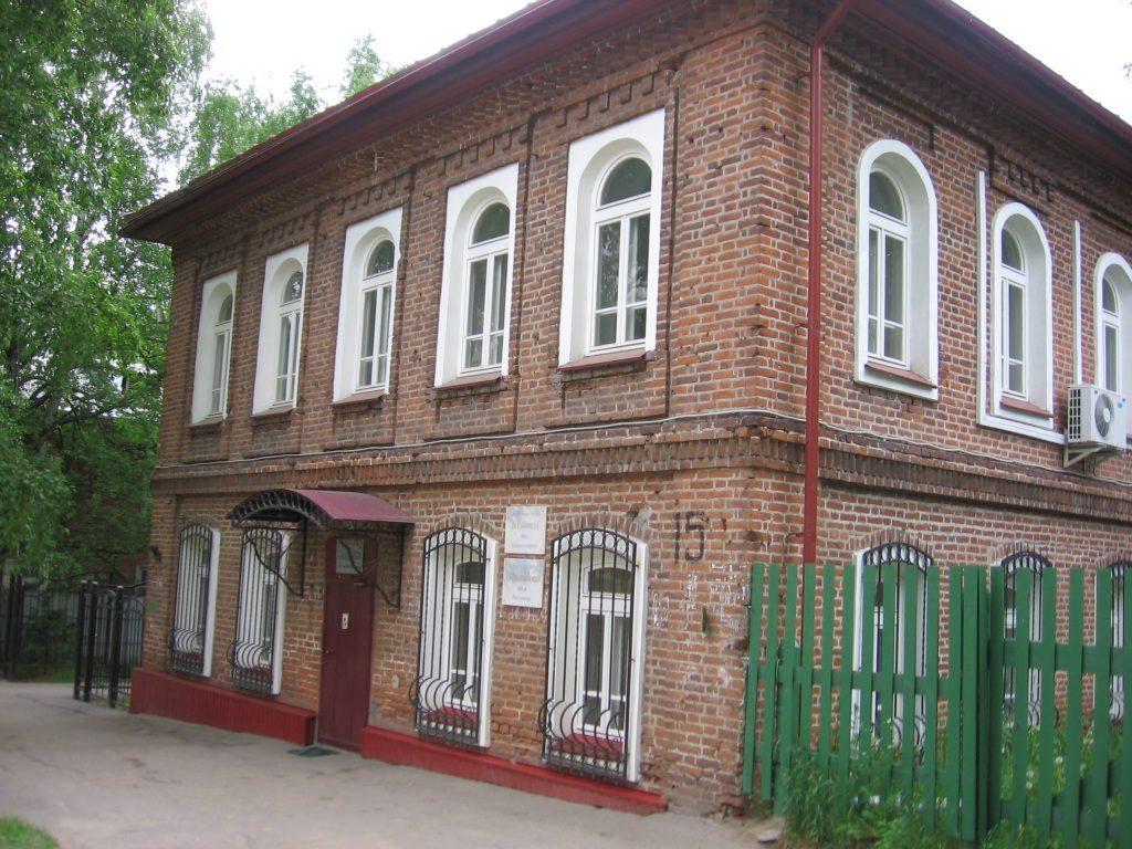 Дом купца Кузьбожева в Сыктывкаре