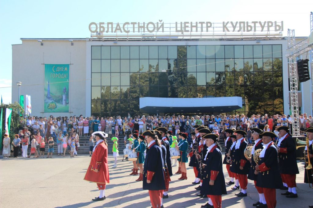 День города в Липецке