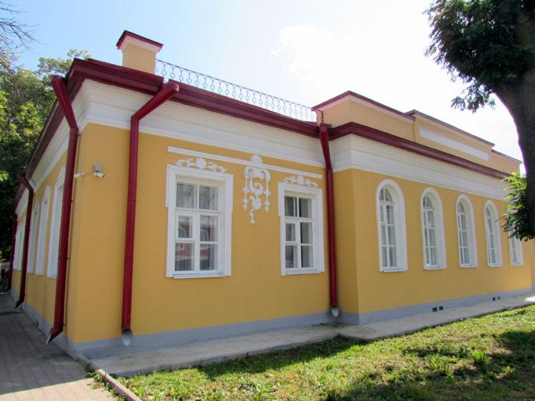 Литературный музей И.Тургенева в городе Орел