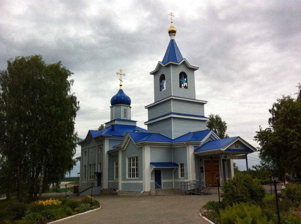 Свято-Казанский храм в Сыктывкаре