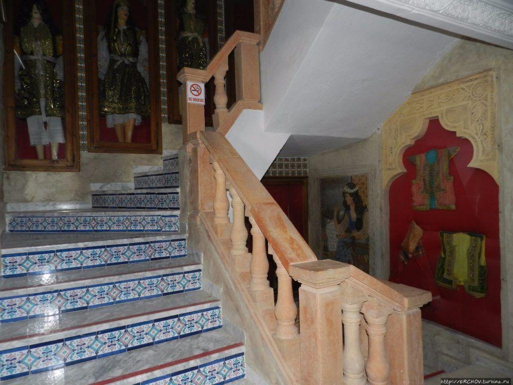 Тунис, Музей «Дом Хадиджи»