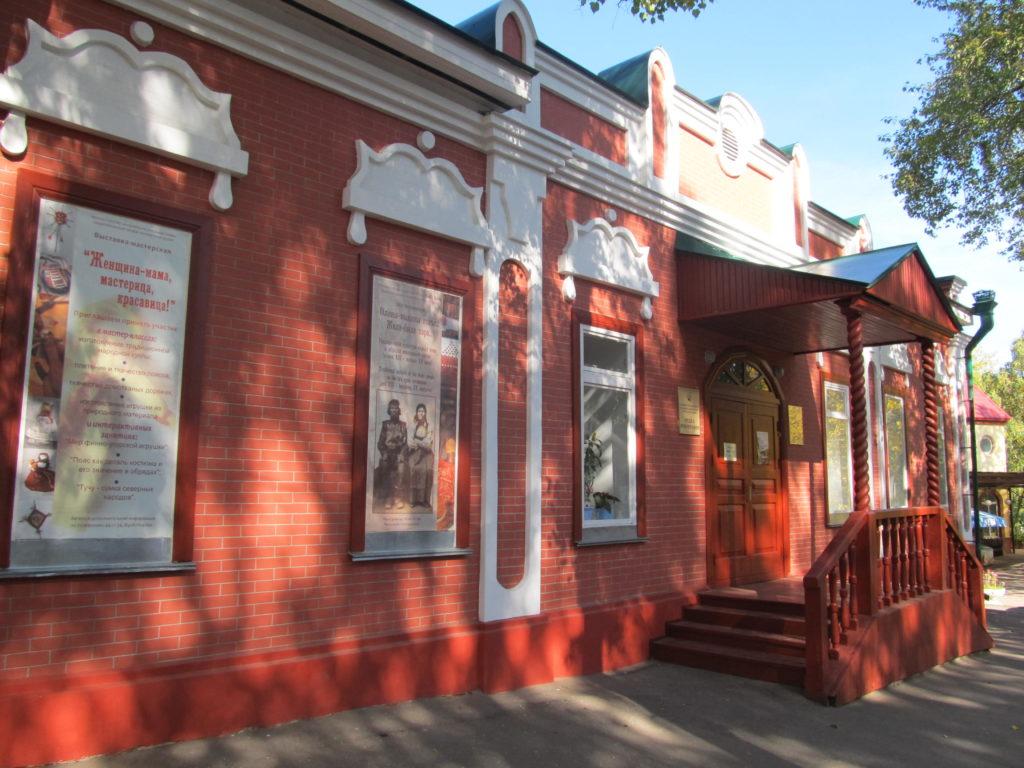 Национальная галерея Республики Коми в Сыктывкаре