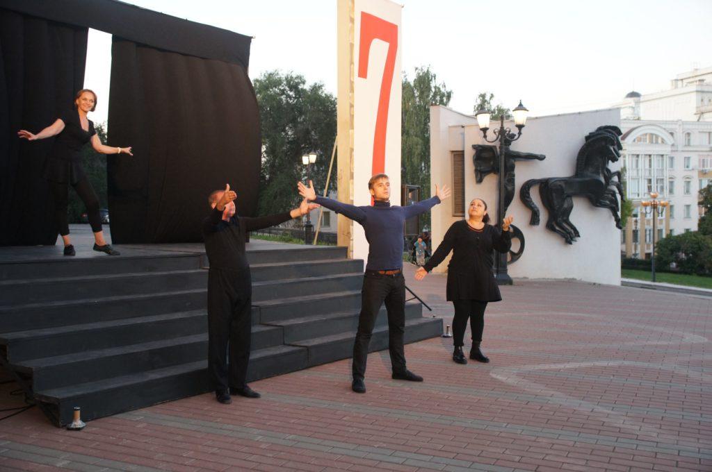 Фестиваль театрального искусства в Липецке