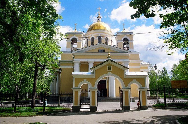 Собор Александра Невского в Петрозаводске