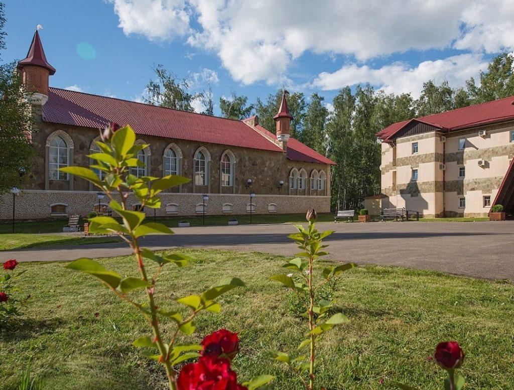 Загородный клуб «Айвенго» в Подольске