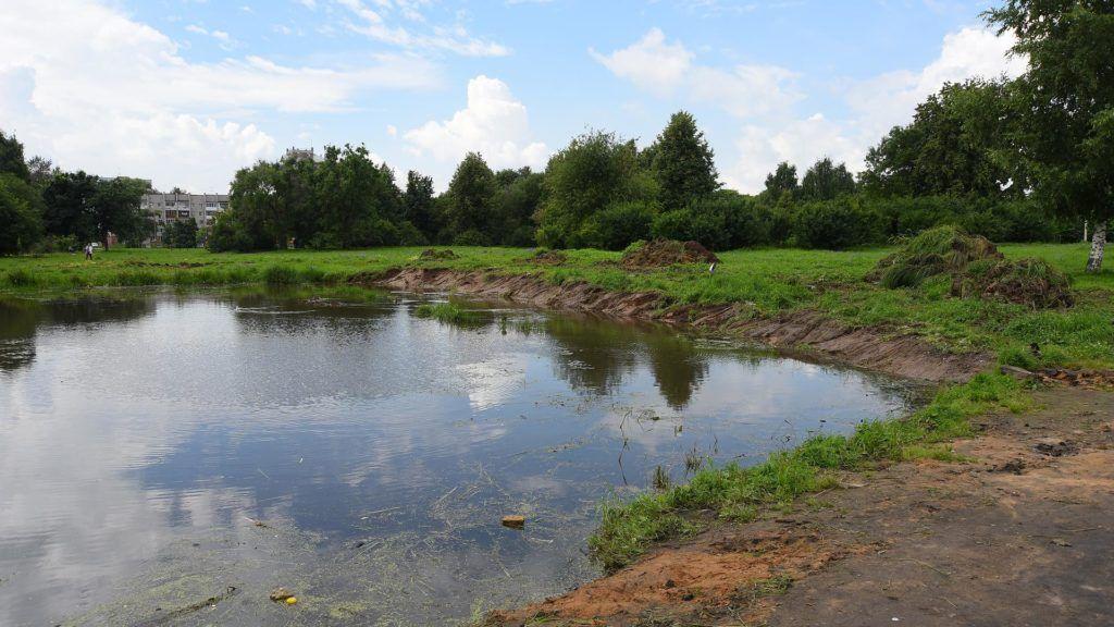 Рыболовный парк, г.Иматра