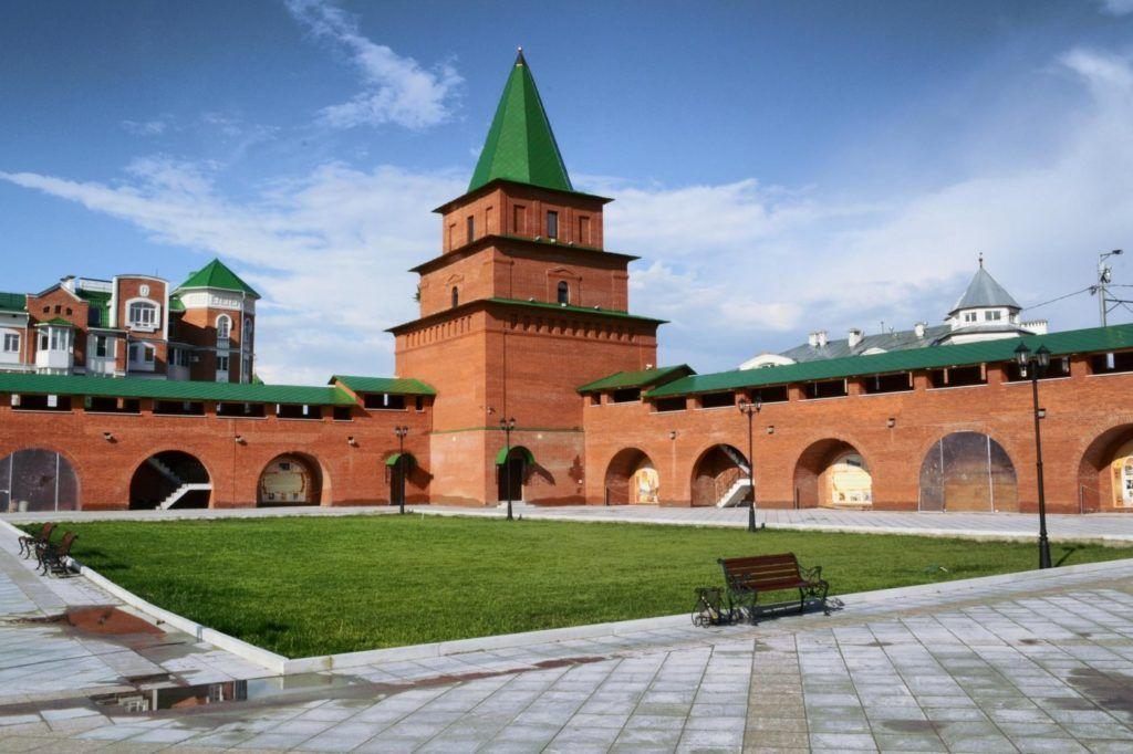 Царевокошкайский Кремль, Йошкар-Ола