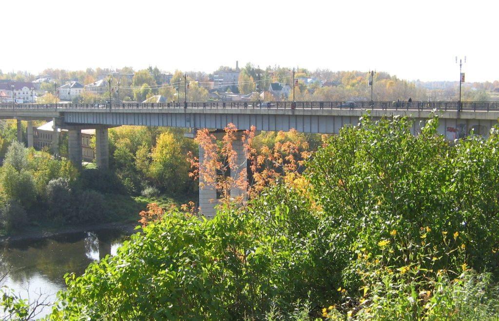 Новый мост во Ржеве