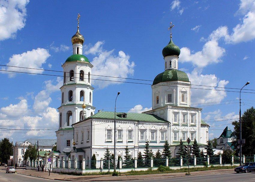 Вознесенский собор Йошкар-Олы