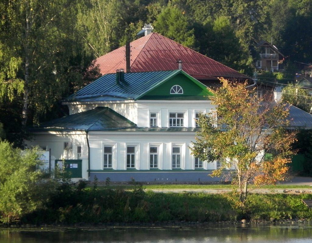 Дом-музей Исаака Илларионовича Левитана в Плёсе