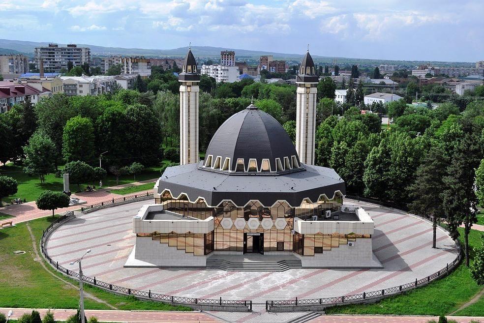 Соборная мечеть в Нальчике
